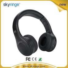 2016 trendy portable headset bluetooth, foldable bluetooth headset for sport
