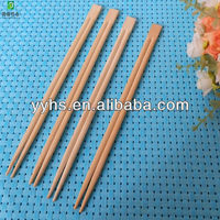 4.5mm cheap twins disposable bamboo chopsticks in bulk