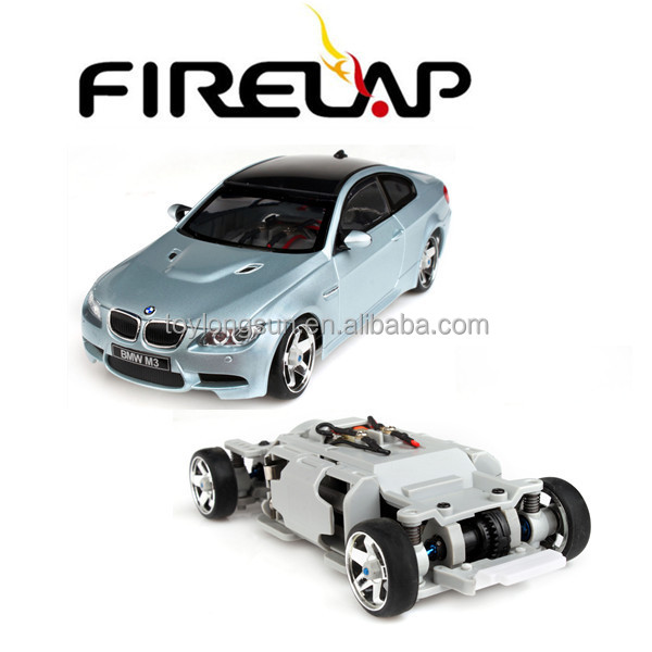 1/28scale 2.4G radio control high speed 4wd mini car