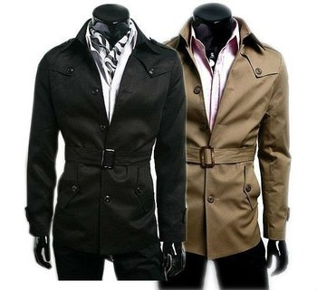 Men's Causal Coat