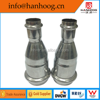 Manufacturer ss316 forged male thread pipe fittings tube reducer
