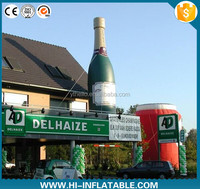 Hot Sale Commercial Used Giant Advertising Bottle,Inflatable Beer Bottle For Promotion