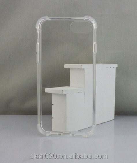Four Corners Anti Protector wholesale Clear Phone Case For Iphone5 6 7 8