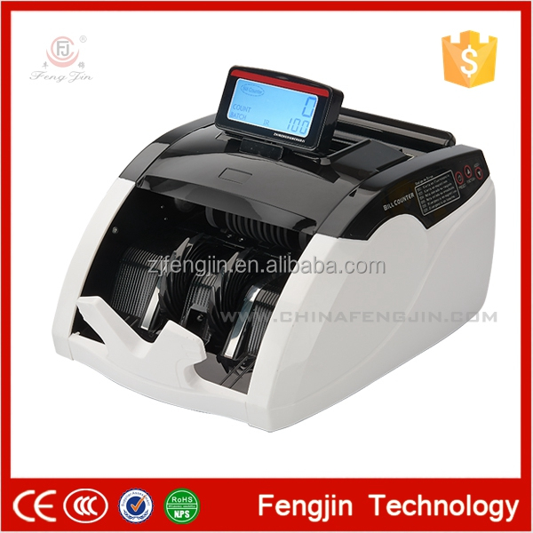 MONEY COUNTER DETECTOR CURRENCY COUNTING MACHINE BANKNOTE DETECTOR UV MG LCD SCREEN EURO USD GBP BRL IRQP OEM SUPPORT
