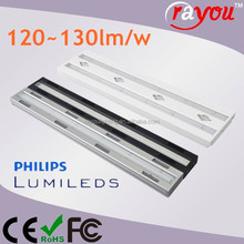 5years warranty best price LED linear trunking system for supermarket warehouse lighting