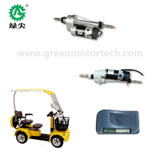 Golf cart driving bridge,rear axle for electric car