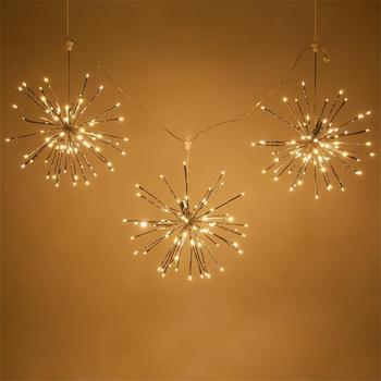 Hot Sale Home Decoration Led Starburst Light Balls