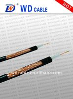 Black Monitor Coaxial cable