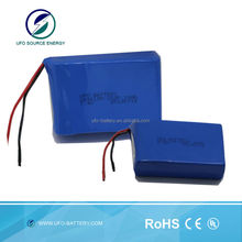 Li-ion battery 7.4v li ion battery pack 10Ah lipo battery 7.4v rechargeable