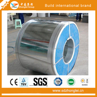 Full Hard HDGI STEEL COIL/ Zinc Coating: 30-275g/m2