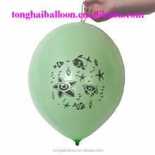 Aimin brand top quality punch ball balloon for promotional use