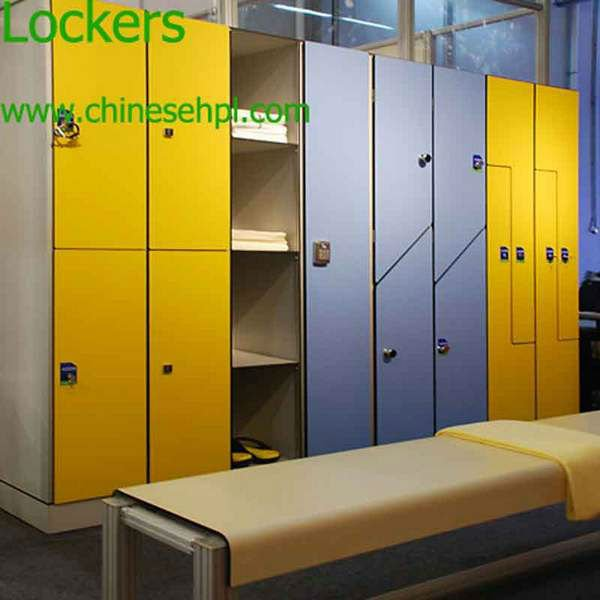 LIJIE phenolic compact locker/office wall storage cabinet