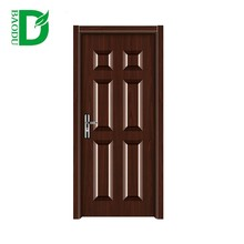 six panel american steel door made in Zhejiang ,hollow mental panel with steel frame