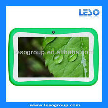 "New Gadget 2013 Cheap 7"" Allwinner A13 Android Child Tablet PC AN7000K"