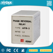 APR-3 phase reversal relay phase sequence reversal relay