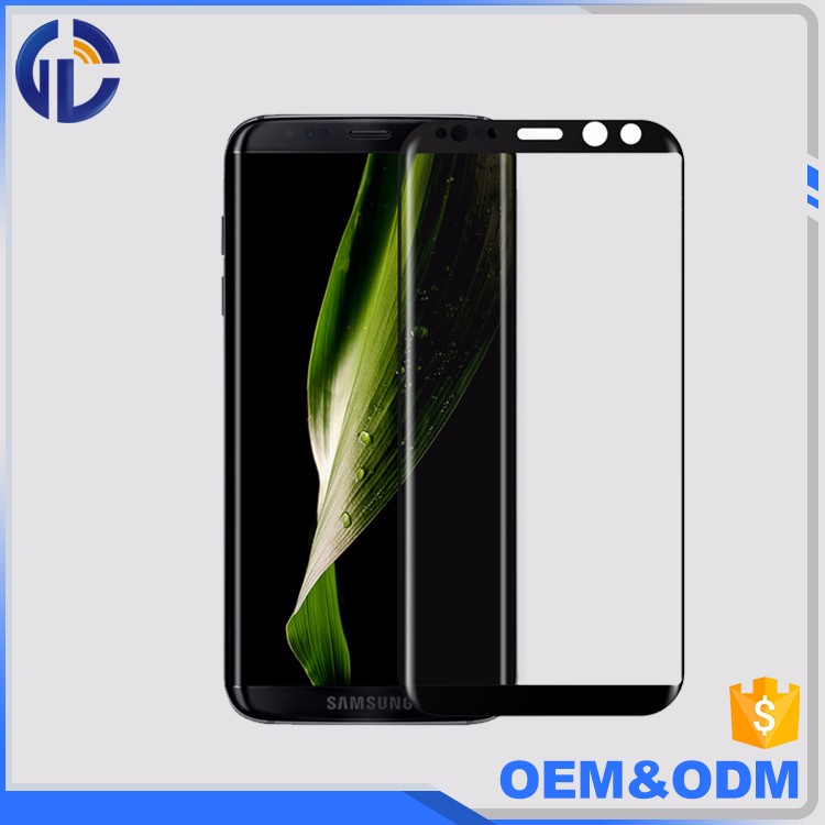 welcome to ODM&OEM tempered Glass Screen Protector For Samsung Galaxy s8
