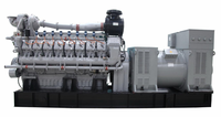 CE approved natural gas generator from 50KW to 1700KW