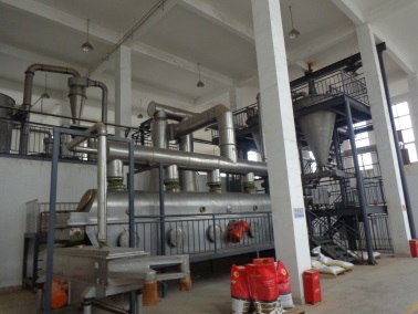 Powder Product Manufacturing (Soil Conditioner, Foliar Fertilizer)