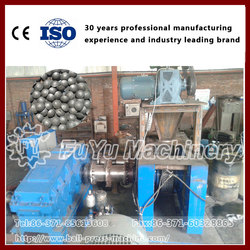 The newest design hot sale High Pressure Briquette Machine Home Made from professional plant