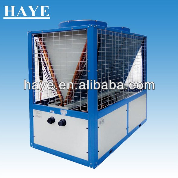 High efficiency air cooled chiller aquarium use