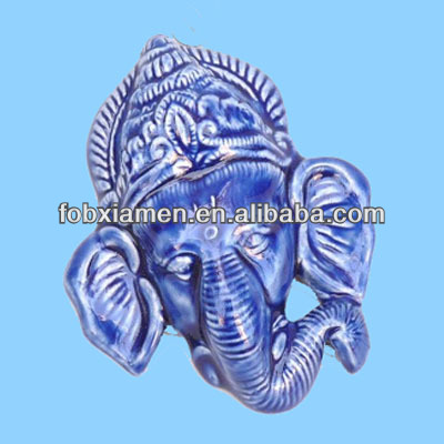 Hot Selling Pottery Decorative Indian Ganesh Murti