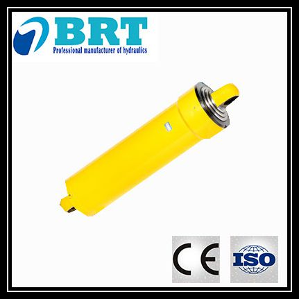 long stroke telescopic hydraulic cylinder for tipper truck