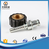 Metric Female Thread washing fitting rubber fitting