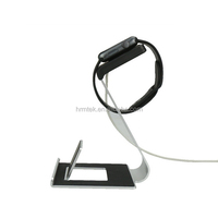 Cheap Price Wholesale 2 in1 Aluminum Charging Stand for Apple Watch