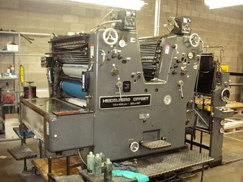 Used Heidelberg Machines on SALE