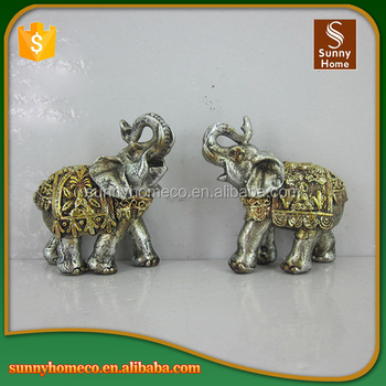 Promotion Gift,Resin Crafts Home Decoration,Gift Promotion Resin Elephant Sculpture