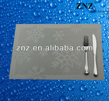 ZNZ Christmas Paper Placemats
