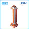 Eco-Friendly sidekick pop dipslay stand for phone accesories hooks display design