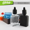 customized package e juice essential oil gift box for square rectangle glass dropper bottles