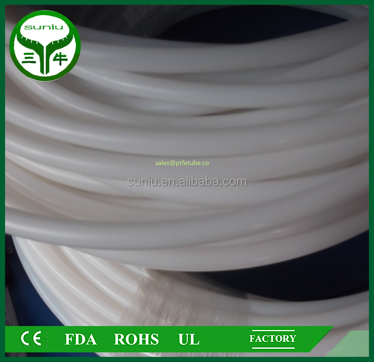 FEP / ETFE / FPA Teflon Tube /suniu sales@ptfetube.co