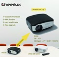Mini Projector CHEERLUX C6 New Upgrade