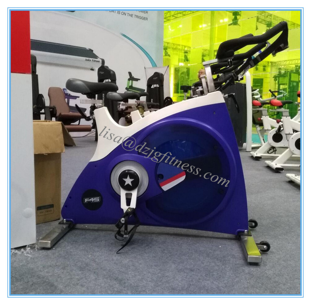 2017 high quality commercial gym equipment/indoor bodybuilding fitness equipment /JG-1106 Spinning Bike for exercise