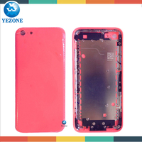 Original Color Change Back Cover For Iphone 5c, For Iphone 5c Back Cover Housing Replacement