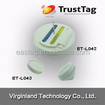 EAS Tag with ink/ Source Tagging/ Alarm Ink Tag