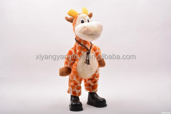 Special new coming puppy electronic plush toys