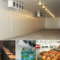 apple and fruit and seafood storage