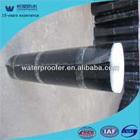 self-adhesive 1.2mm 1.5mm 2mm 3mm 4mm outdoor roofing material waterproof