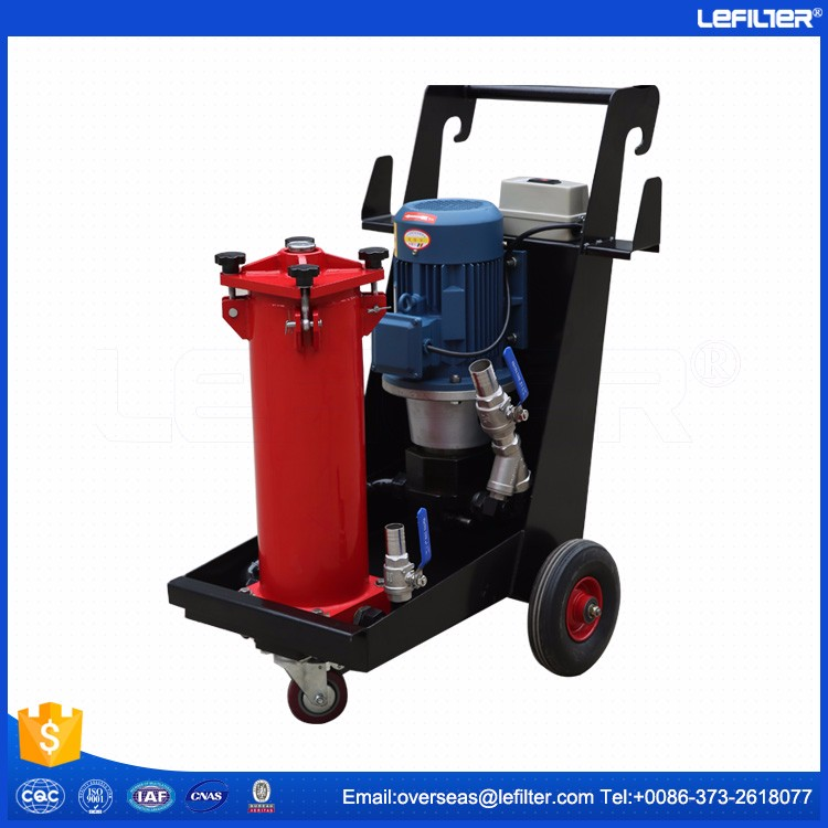 High Precision Oil Filter Machine