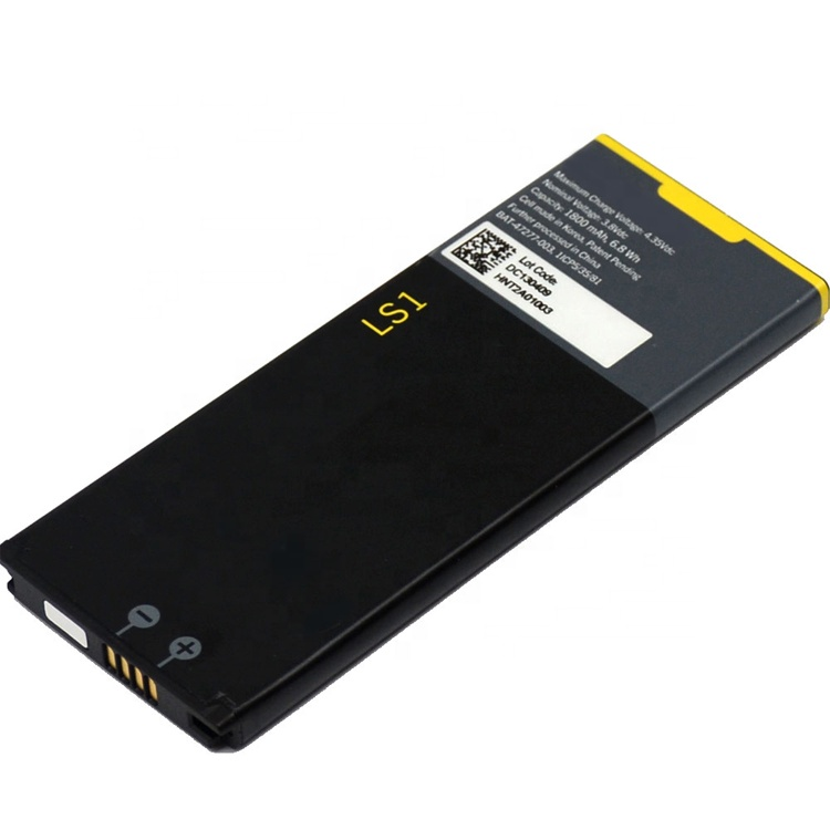 Hot Selling 1800mAh New Wholesale High Quality L-S1 LS1 <strong>Cell</strong> <strong>phone</strong> battery for Blackberry <strong>Z10</strong>