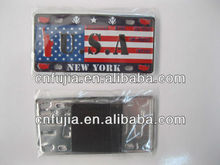 USA souvenir fridge magnets metal crafts