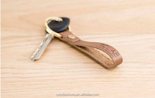 blank Leather Key Chains, Valet Keychains, Keychains for Men or Women