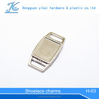 Yikai Metal Shoe Accessory Alloy Metal