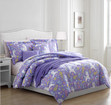 hot sell product fashion printed 10pcs bedding <strong>set</strong>,high density microfiber comforter <strong>set</strong>