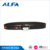 Alfa 2017 New Products Durable Woman Pure Split Leather Simple Embroider Belt