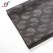 High Quality 100% <strong>Polyester</strong> 93GSM PA Coated Embossed Oxford Luggage Lining Fabric
