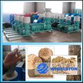 500kg/h Wood Pellet line, small pellet production making line, biomass pellet producing